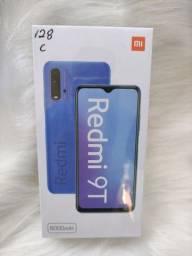 Semana dos namorados! Redmi 9T 128 GB 6 de RAM da Xiaomi.. Pronta Entrega