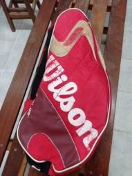 Título do anúncio: Raqueteira Wilson para raquete de tênis.