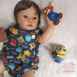Bebê Reborn menino Théo