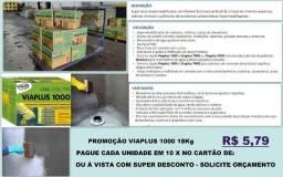 Título do anúncio: impermeabilizante viaplus 1000 18kg