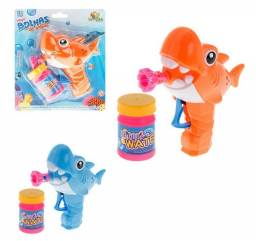Título do anúncio: Lançador de bolhas de sabão tubarão