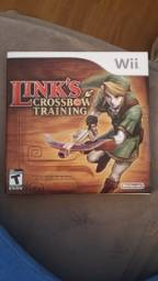 Título do anúncio: Zelda  Wii Link's Crossbow Training, para colecionador
