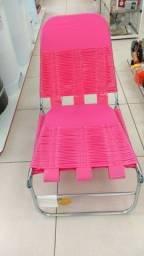 Cadeira deitar praia