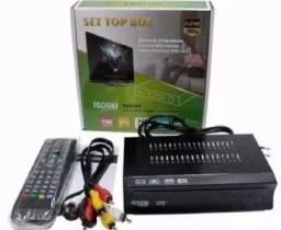 Conversor digital Full HD Set Top Box