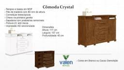 Cômoda Crystal