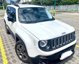 Jeep Renegade Longitude 2018/2018 Automático Flex, Em perfeito estado.