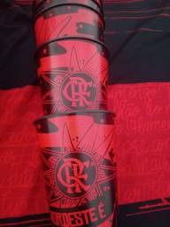 Copos oficiais do Flamengo