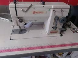 Maquina de costura semi industrial semi nova
