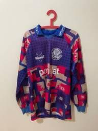 Camiseta de goleiro - Palmeiras 1997
