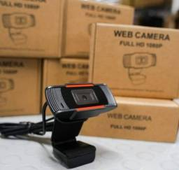 Webcam Midi Pro MDP-WEB05 HD - Preta