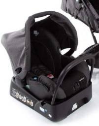 Título do anúncio: Bebê conforto e base isofix