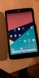 Tablet LG G Pad V500 - Tela 8.3 - Sem detalhes / Considero Troca