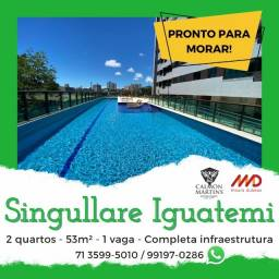 Singullare Iguatemi - Apartamento 2/4 (1 suíte) - Lançamento