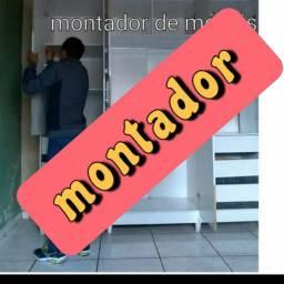 Título do anúncio: montador de móveis desmontagem e montagem