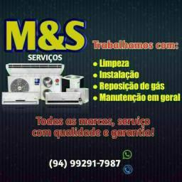 M&S Refrigeração