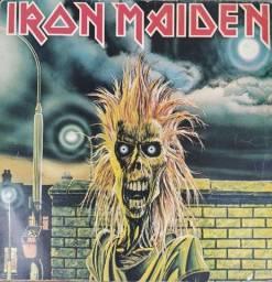 Disco de vinil Iron Maiden