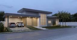 W- Casa Linear com finíssimo acabamento 3 quartos no Royal Boulevard