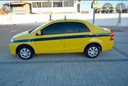 Título do anúncio: Etios 2018 Taxi Único Dono
