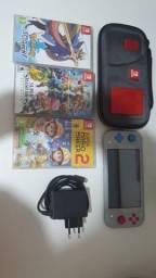 Nintendo switch edição especial do pokemon