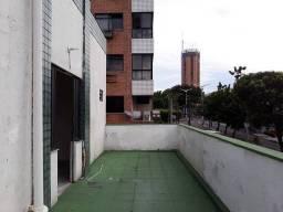 SALA COMERCIAL NO CORAÇÃO DA ALDEOTA, ESQUINA COM BARÃO DE STUDART, PRÓXIMO À AMIL E O SUP