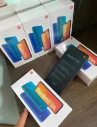 Xiaomi Redmi 9a 32gb tela 6.53 5000mAh bateria lacrados originais