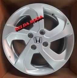 Jogo de Rodas ARO15 - Honda - Originais!!