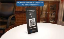 Display Qr Code // Receba Por Pix Sem Taxa
