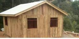 Casa completa construída 11.500