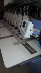 Título do anúncio: Maquina de bordado mactech 2013