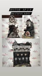 Título do anúncio: Motor AP 2.0 Retificado