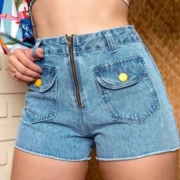 Short jeans apenas 25,00