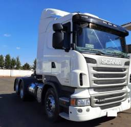 Caminhão Scania 440 6x2 13/13