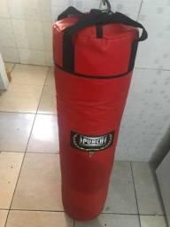 Título do anúncio: Saco de boxe punch novo