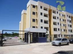 Apartamento com 2 dormitórios para alugar, 55 m² por R$ 650,00/mês - Messejana - Fortaleza
