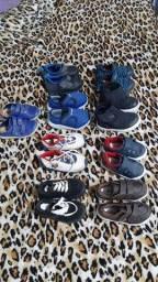 Título do anúncio: Lote calçados