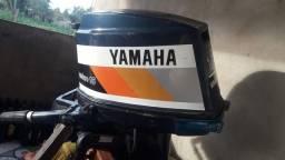 Título do anúncio: Motor 15 Yamaha
