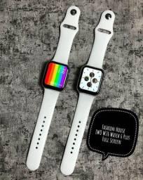 Smartwatch Lacrado smartwatch de ultima geração Top