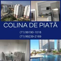 Vendo Apartamento 2 quartos, no Condomínio Colina de Piatã.