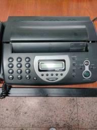 Título do anúncio: Aparelho de Fax e Telefone Intelbras Fax Linea Grafite