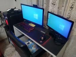 PC Gamer Completo! i5 7500 + RX580