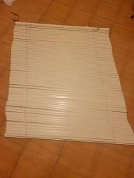Persiana Horizontal Alumínio Bege 1,20x1,40m