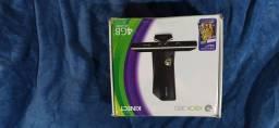 Xbox 360 Slim com Kinect