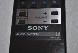 Controle Remoto Original Sony Rm-L310 Para Audio System