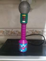 Microfone da iCarly