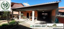 Mota Imóveis - Araruama - Casa 135m² 3 Qts Condomínio com lazer e Segurança.