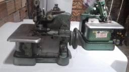 2 Máquinas Overlock