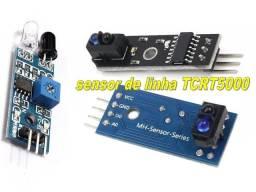 Sensor infravermelho TCRT5000