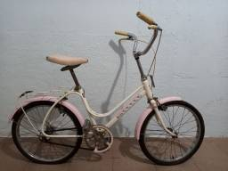 Bicicleta antiga monark brisa aro 20