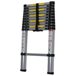 Título do anúncio: Escada Telescópica Alumínio 11 Degraus 3,10M Worker
