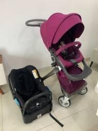 Carrinho de bebê Stokke com Conforto